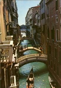 Brücken in Venedig